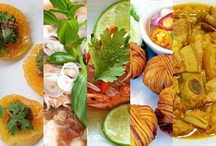 สืบสานอาหารไทย น่ารับประทาน